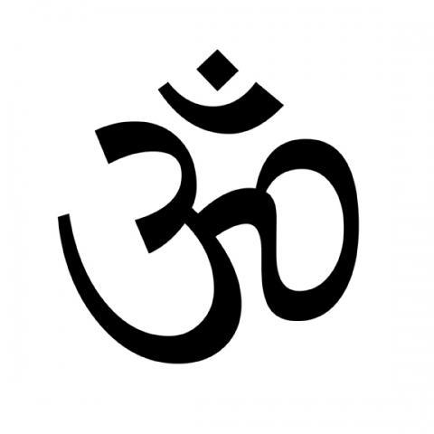 Ohm - (Zeichen, Symbol, Indien)