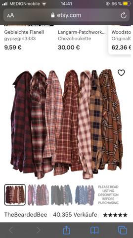Weiss einer wo ich solche Hemden bekomme in den Farbtönen?