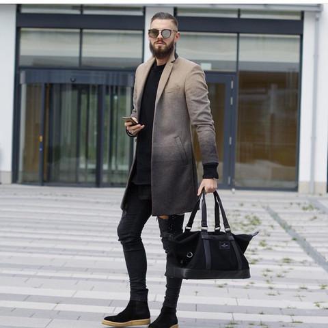 Diesen Mantel suche ich. - (Mode, Mantel, coat)