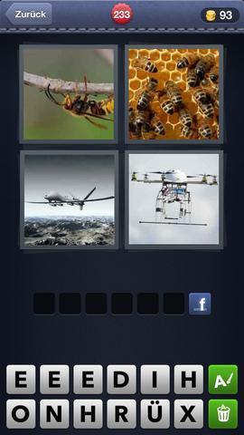 4 Bilder 1 Wort  - (Spiele, Lösung)