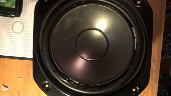 Großer Lautsprecher - (Lautsprecher, Radio, Anlage)