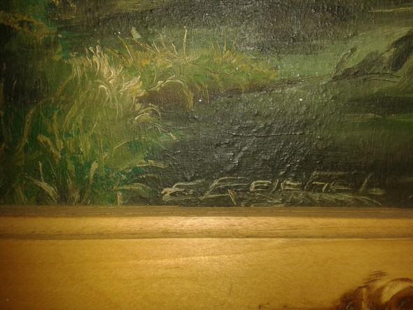 Naturbild - (Kunst, Gemälde, Kunstgeschichte)