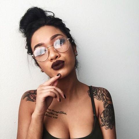 Woman - (Frauen, Tattoo, Girl)