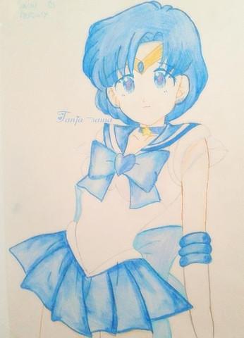 - (Anime, fanart)