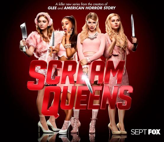 scream queen - (Serie, Scream Queen)