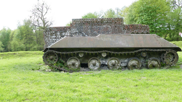 Weiß jemand was das für ein Panzer ist?