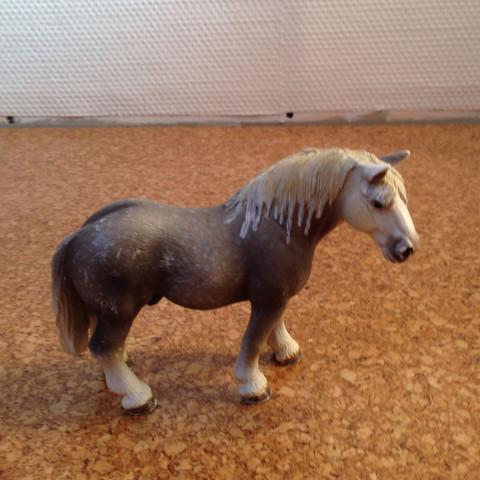 Auch Pferd von Schleich ich  - (schleich, Fellfarbe)