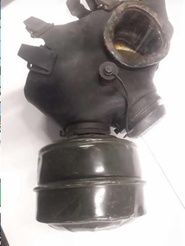 Weiß jemand was das für eine Gasmaske ist?