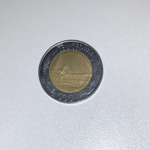 Weiß Jemand Was Das Für Eine Münze Ist Lira Geld Wirtschaft