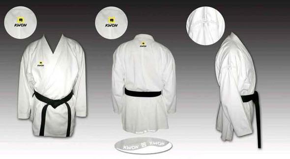 Weiß jemand welchen Gi die Karate-Nationalmannschaft trägt und kann jemand was zu dem Karateanzug Kousoku WKF rec. von Kwon sagen?