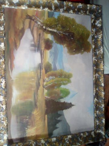 Gemälde von A.Seidel - (Gemälde, Signatur)