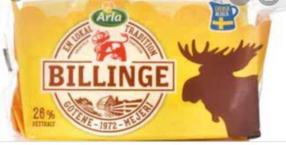 Weiß jemand wie der Billinge-Käse schmeckt?