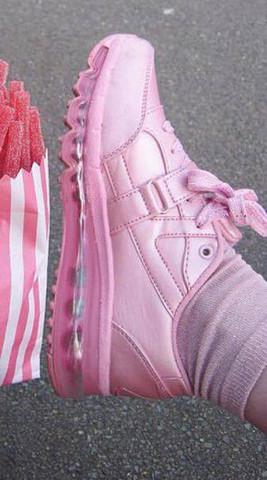 Pink - (Schuhe, pink)