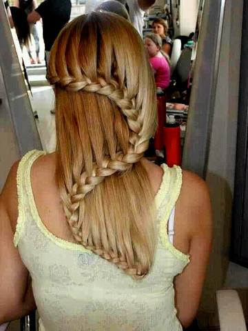Jugendweihe Frisuren Für Lange Haare