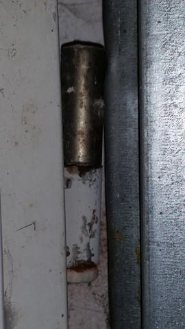 ansicht bei geöffneter Tür - (Tür, Keller)