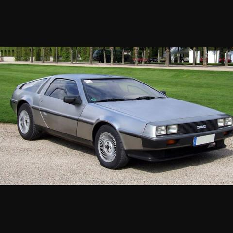 Das ist das Auto (delorean)  - (Auto, Auto und Motorrad, delorean)
