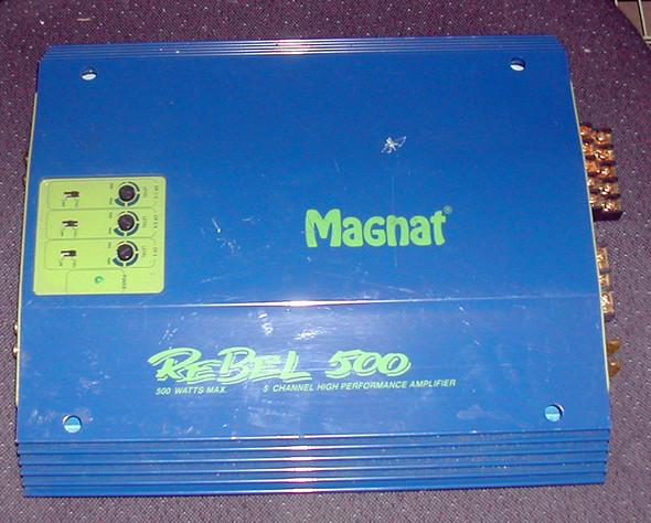 Magnat Rebel 500 - (Auto, Verstaerker, Endstufe)