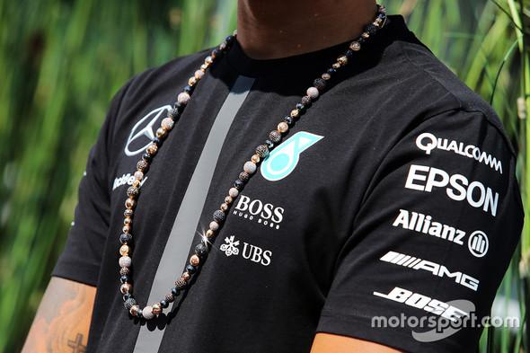 Lewis Hamilton Kette - (Sport, Schmuck, Lewis Hamilton)