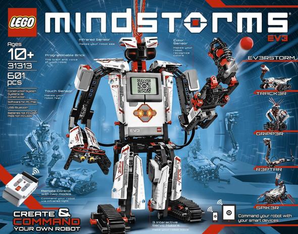 Mindstorm EV3 - (billig, MindstormEV3)