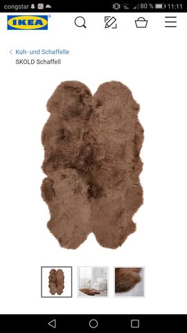 wei jemand wo es so einen teppich aus fake fell gibt siehe bild ikea. Black Bedroom Furniture Sets. Home Design Ideas