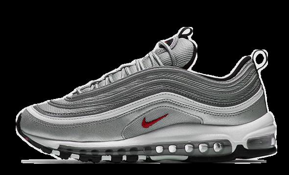 Schuhe in silber farbe