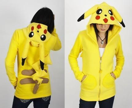 Pikachu-Jacke - (Pokemon, Jacke)