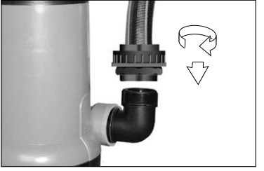Schlauchanschluss - (Anschluss, Gartenschlauch)