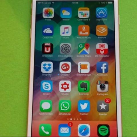 Hintergrund  - (Technik, iPhone, Android)