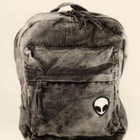 Das ist der Rucksack, den ich in London gesehen habe! - (Liebe, Shopping, Rucksack)