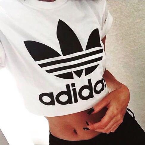 adidas shirt mädchen schwarz