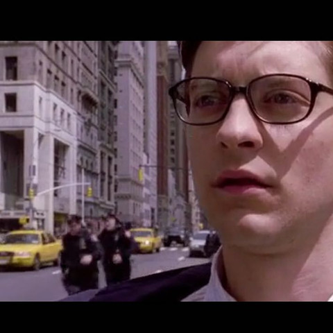 Peter Parker von Spiderman - (Online-Shop, Brille, Spiderman)