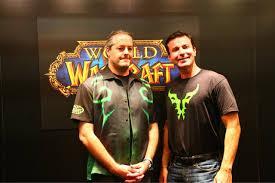 Das Shirt von dem Linken Mann - (WOW, World of Warcraft, T-Shirt)