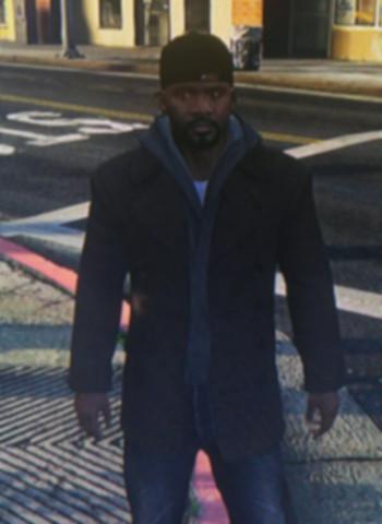 Der Mantel. - (Mode, Kleidung, GTA)