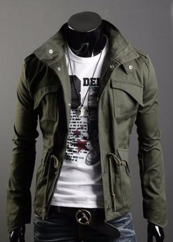 Military Style Jacket - (Kleidung, Jacke)