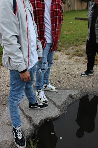 Die Jacke links  - (Klamotten, Style, Jacke)