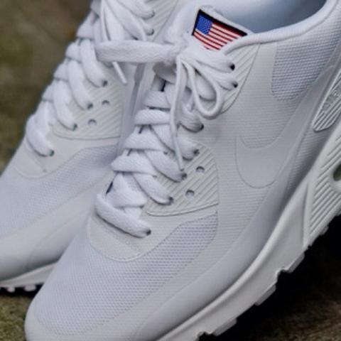 Air max  - (Schuhe, Nike, weiß)