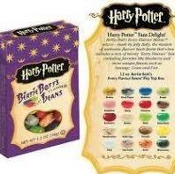Harry Potter eklige Bohnen - (Harry Potter, jelly bean, Eklige-Bohnen-Challenge)