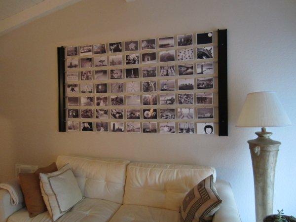 wei jemand wo man diesen rahmen f r eine fotowand herbekommt foto wand. Black Bedroom Furniture Sets. Home Design Ideas