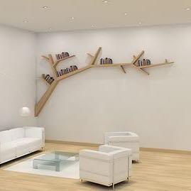 Bild 2   (Baum, Wohnzimmer, Regal)