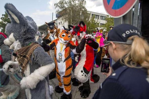 Furry - (Kostüm, Furry)