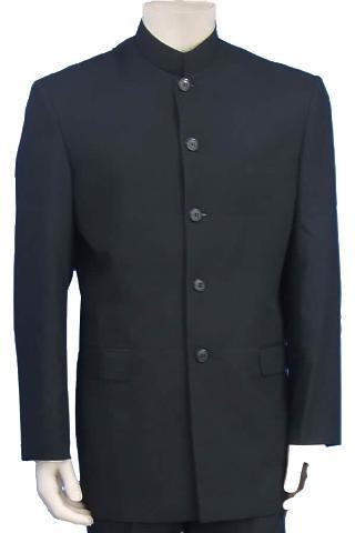 Zhongshan-Anzug - (Mode, Deutschland, Männer)