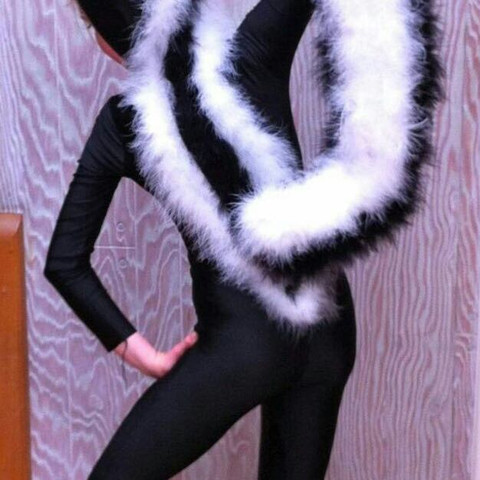 anzug - (Kostüm, Stinktier, Stinktierstinktier)