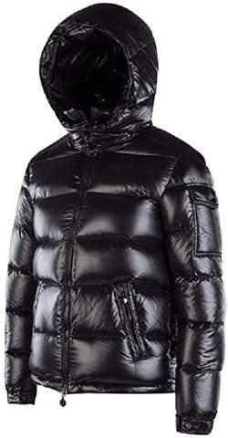 Weiß jemand wo man so eine glänzende Herren Jacke bekommt ohne Marke?