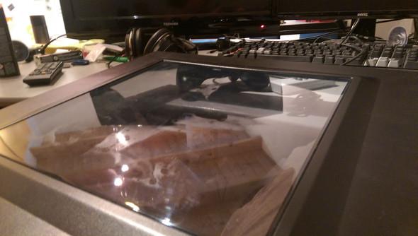 Plexiglas  - (PC, Flecken, Gehäuse)