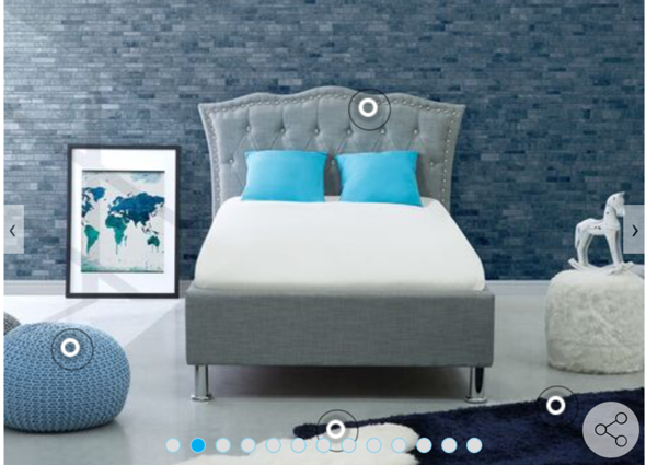 Weiß jemand woher ich Betten wie dieses bekommen bzw. wo man das findet?