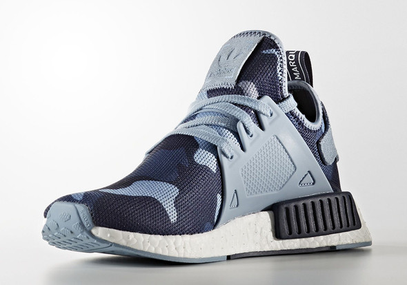 new images of multiple colors classic style weiß jemand wo ich Adidas NMD XR1 Camouflage in blau für 70 ...