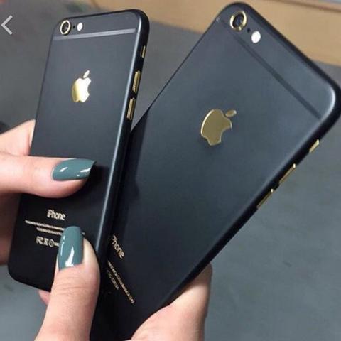 Iphone - (iPhone, black)