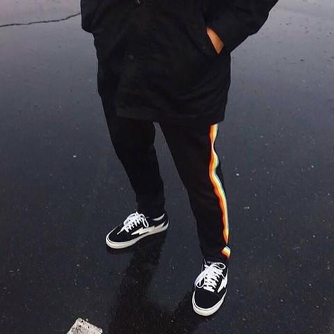 die hose - (Style, Fashion, Vans)