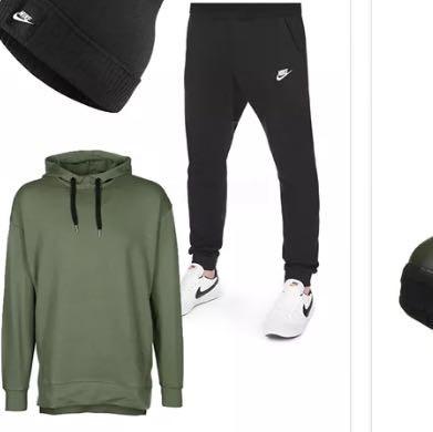 Schwarzes Nike Symbol - (Beauty, Mode, online)