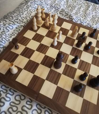 Schach Matt In Einem Zug